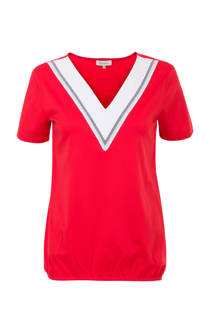 Promiss top rood (dames)