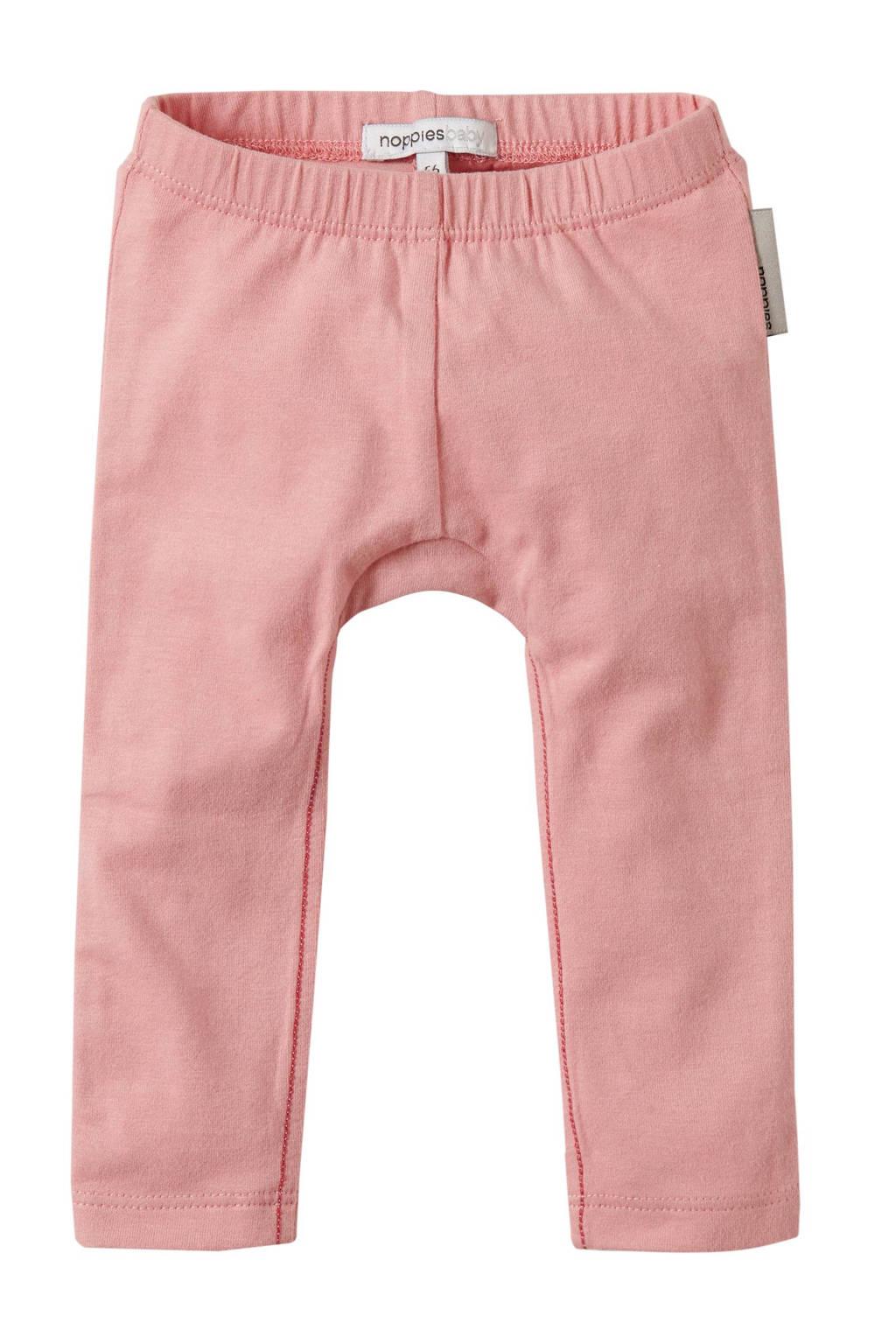 Noppies baby legging Vineyard roze, Roze