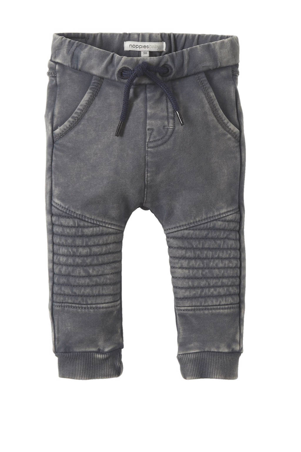 Noppies   baby sweatpants Vik grijs, Grijs