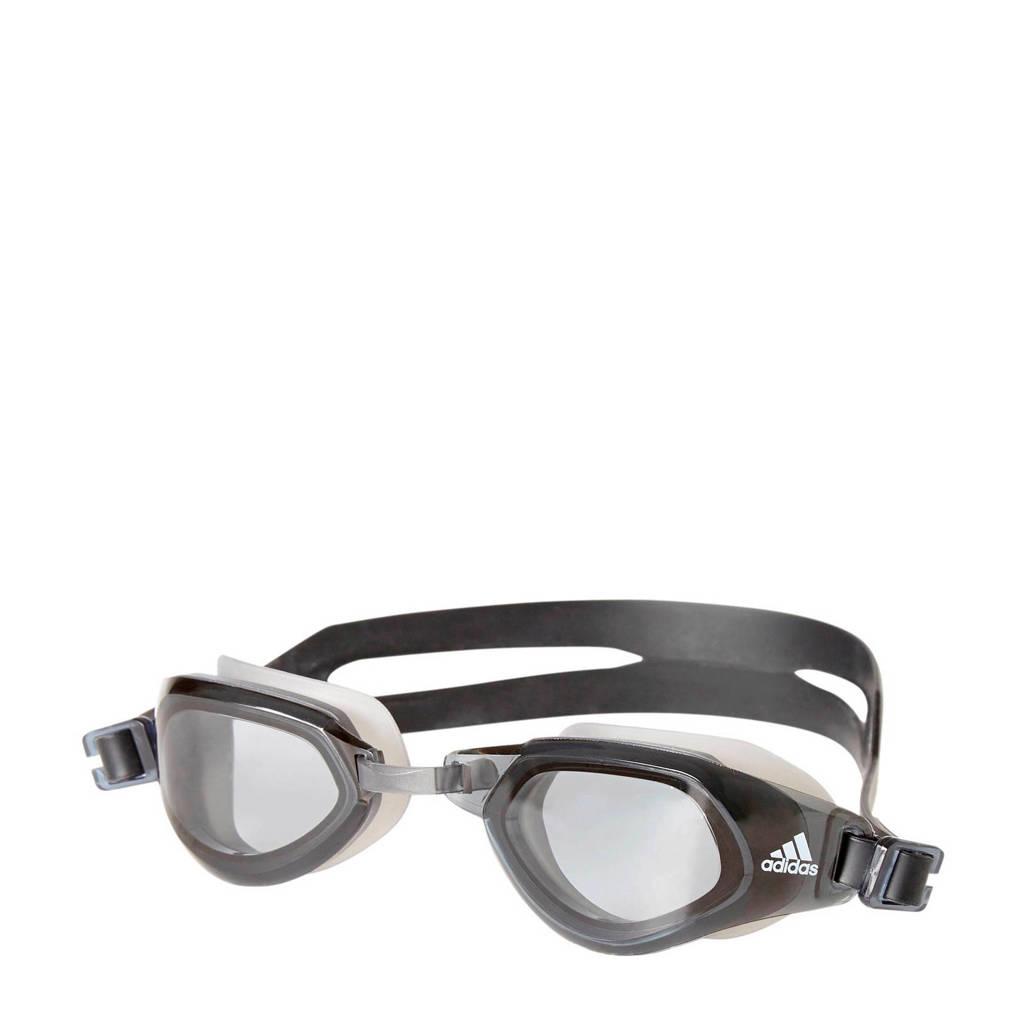 adidas Performance zwembril Peristar Fit met anti-fog zwart, Zwart