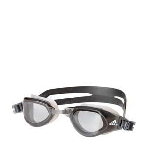 zwembril Peristar Fit met anti-fog zwart