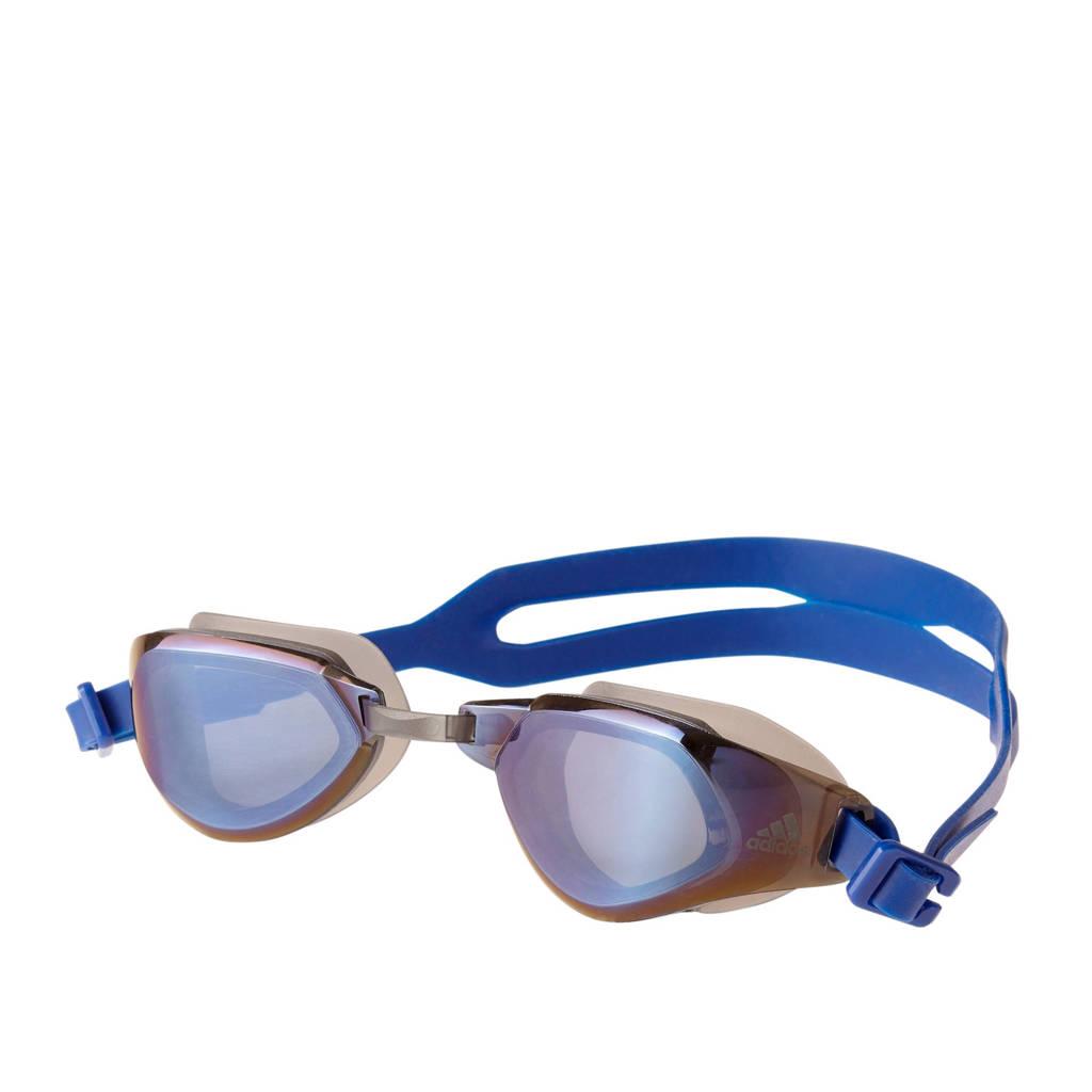 adidas performance persistar fit zwembril met anti-fog blauw, Blauw