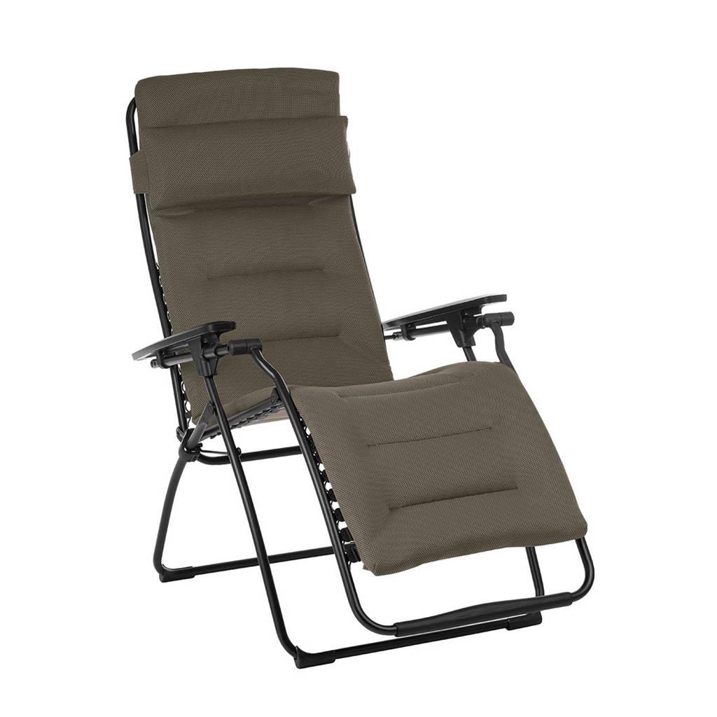 Lafuma  Futura relax campingstoel taupe, Taupe