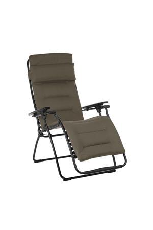 Futura relax campingstoel taupe