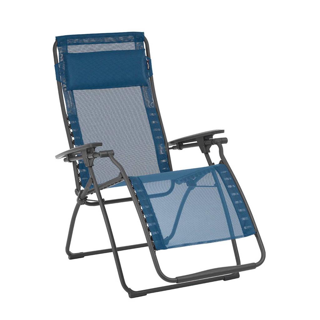 Lafuma  Futura relax campingstoel blauw, Ocean