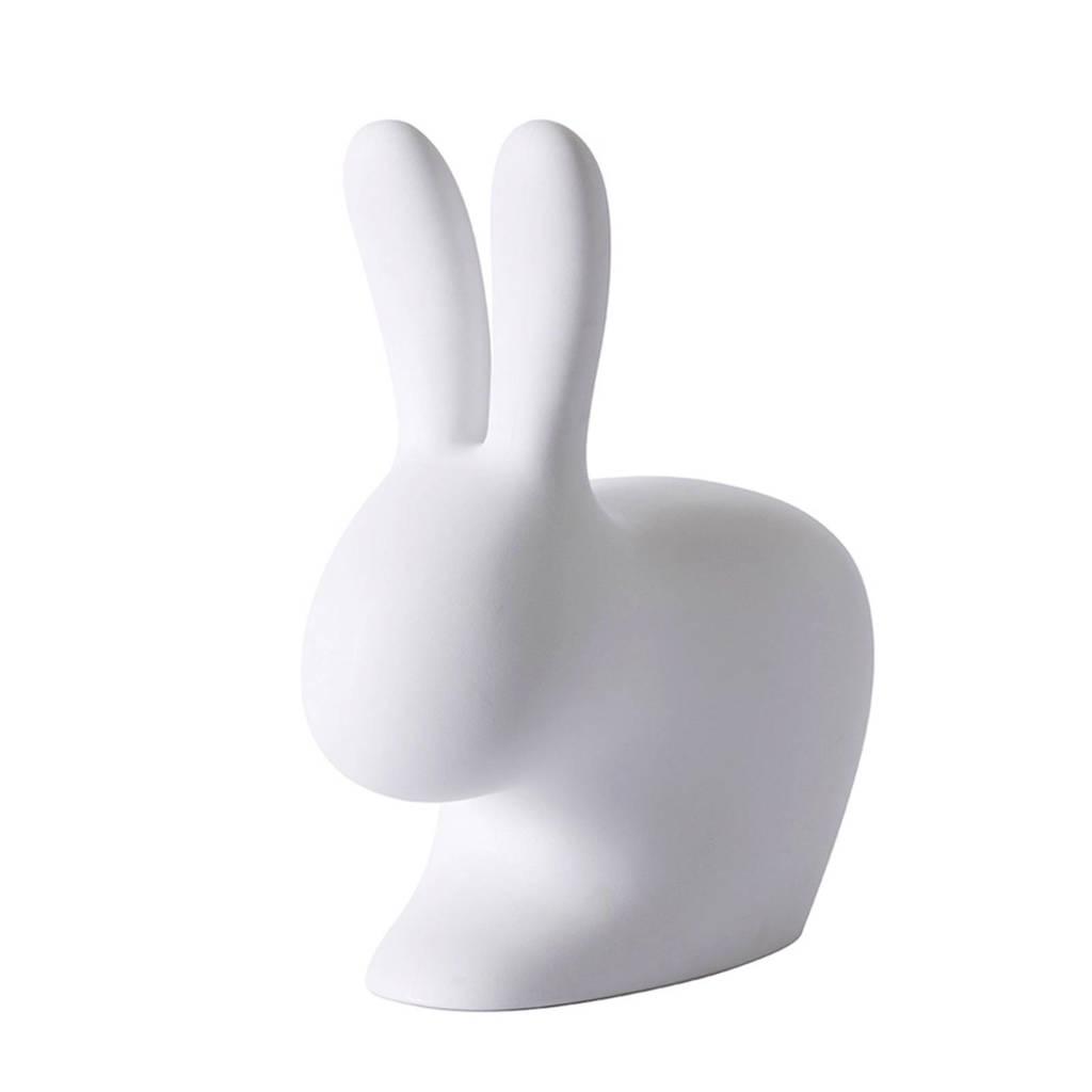 Qeeboo Rabbit Chair baby, Lichtgrijs