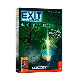 Exit Het vergeten eiland denkspel
