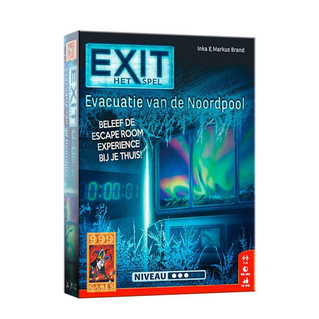 999 Games EXIT - Evacuatie van de noordpool denkspel