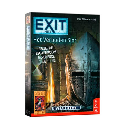 999 Games Exit - Het verboden slot denkspel kopen