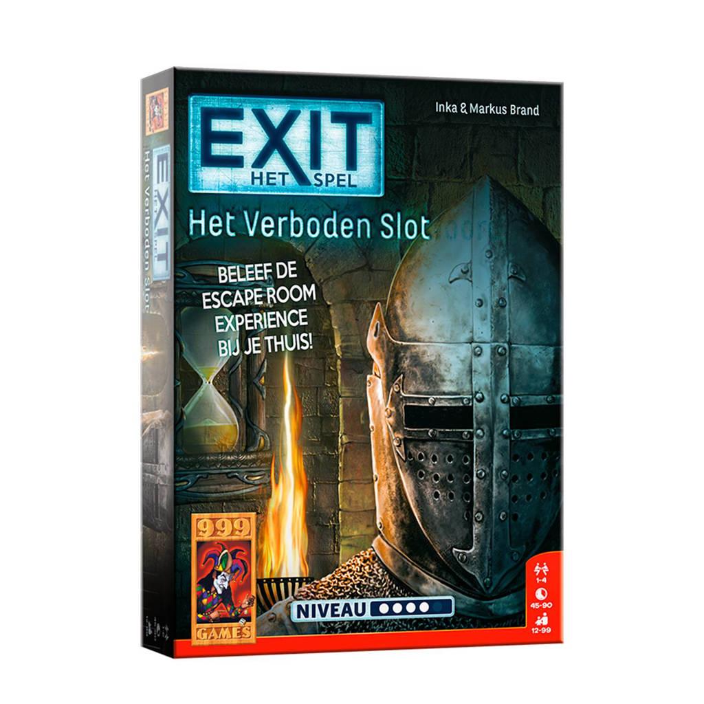 999 Games Exit - Het verboden slot denkspel