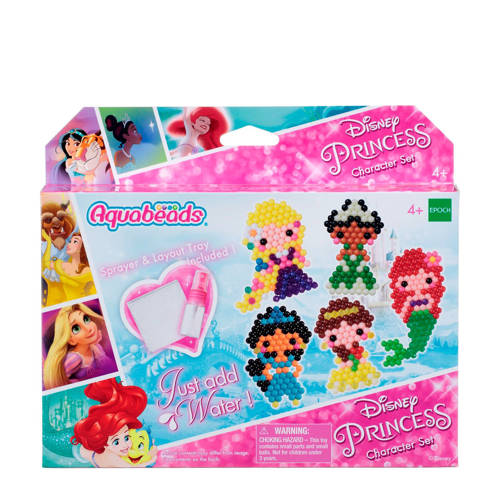 Aquabeads figurenset princess kopen