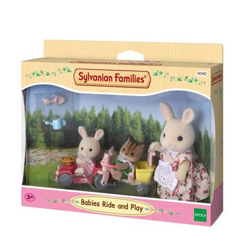 Sylvanian Families rijdend speelgoed voor baby's 3567