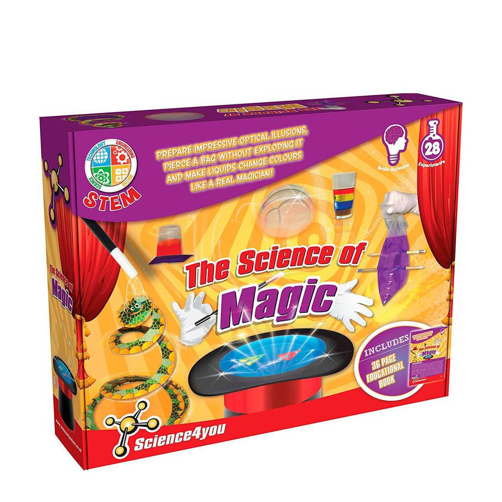 Science4You  de wetenschap van magie
