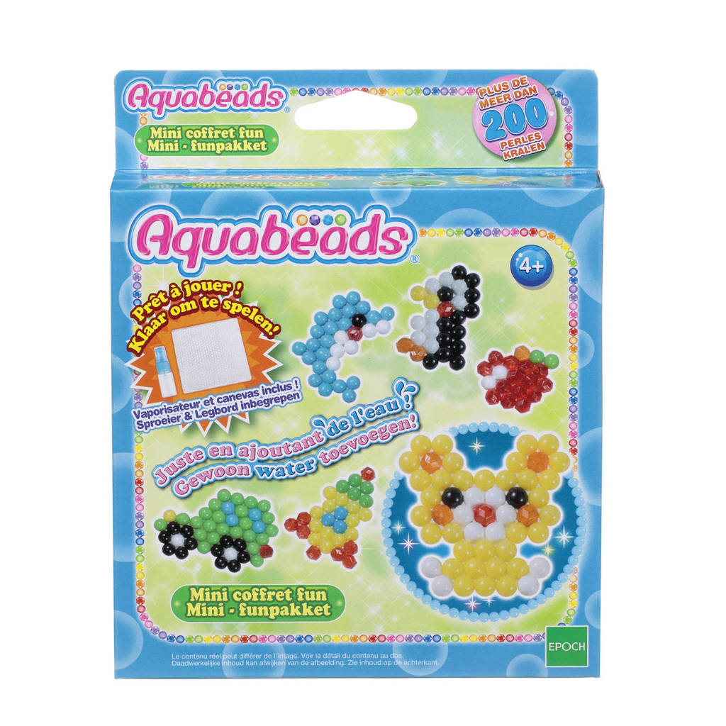 Aquabeads funpakket mini