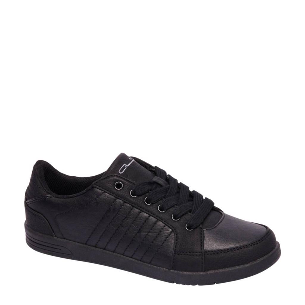 vanHaren Graceland  sneakers zwart, Zwart
