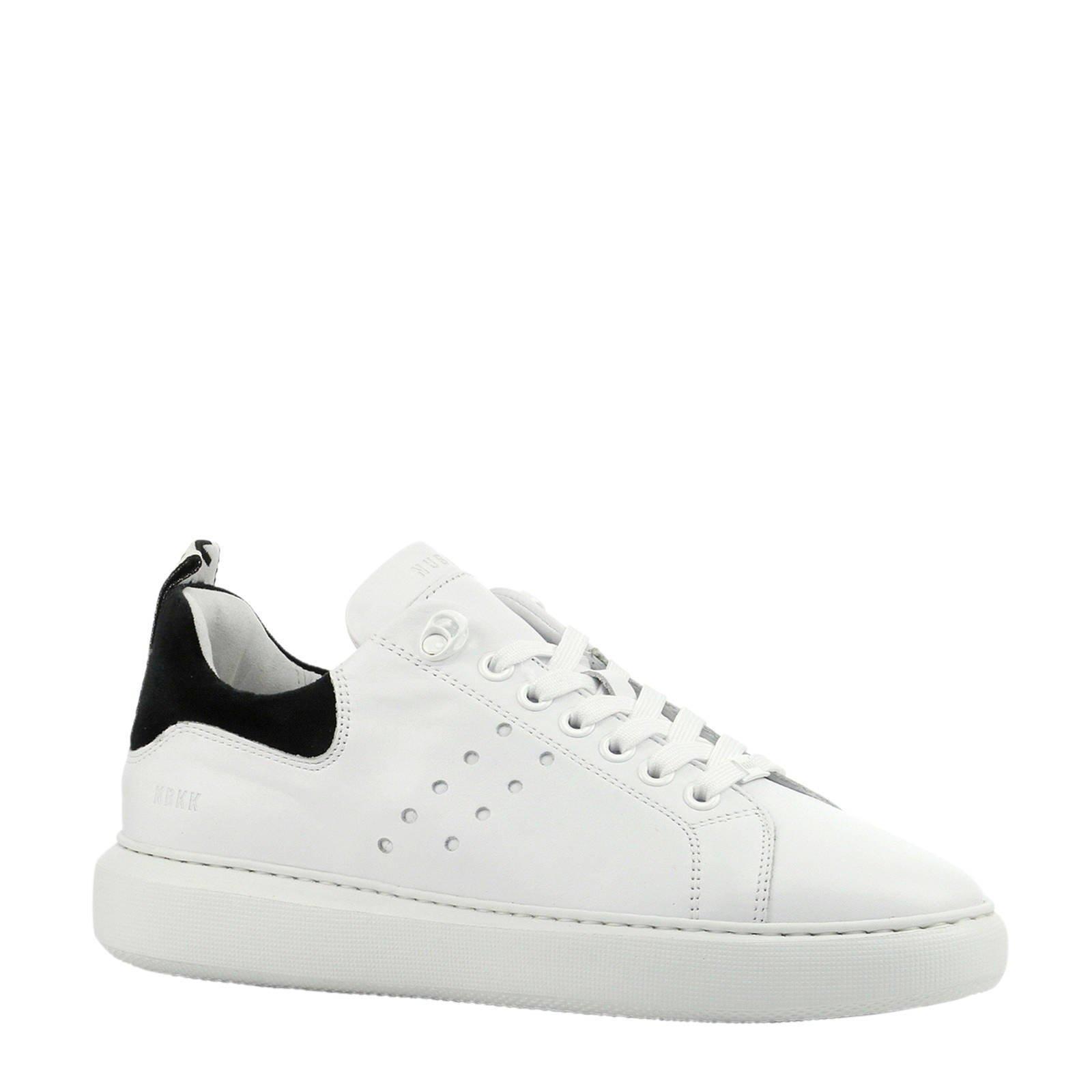 Veau Rox Cuir Blanc Femmessneaker Nubikk kSCa3IYmoS