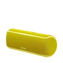 SRSXB21Y  Bluetooth speaker