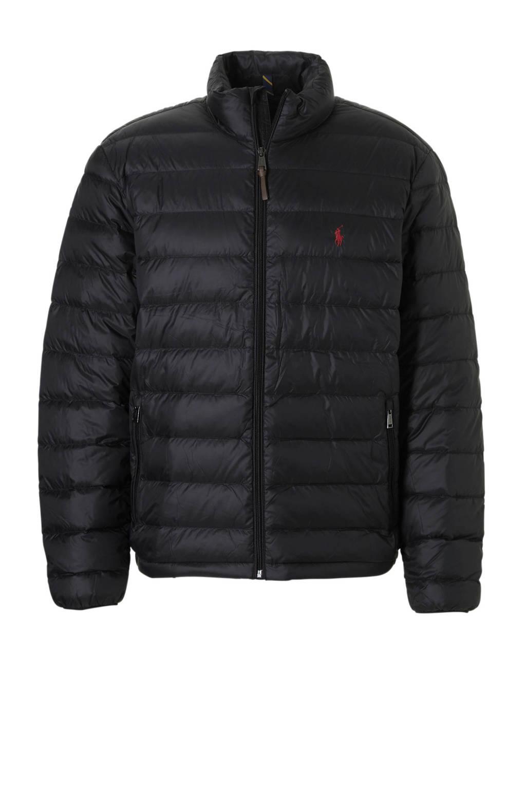 POLO Ralph Lauren jas, Zwart