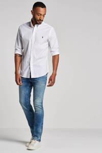 POLO Ralph Lauren slim fit overhemd, Wit