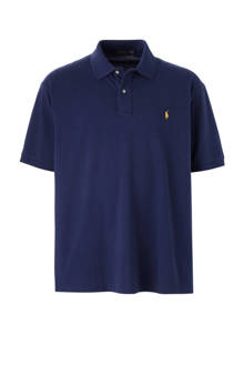 +size slim fit polo