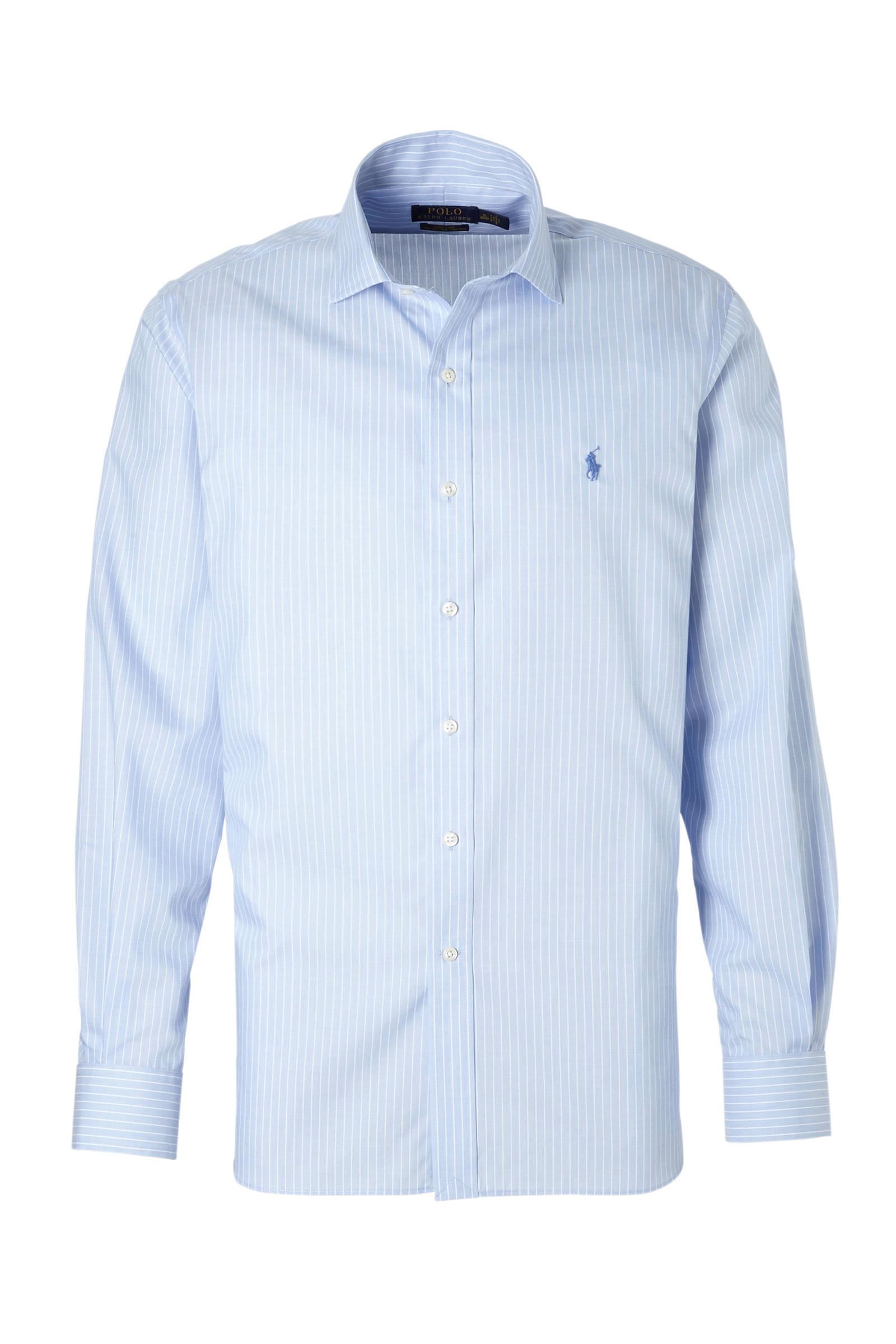 4c869459f366 POLO Ralph Lauren slim fit overhemd   wehkamp