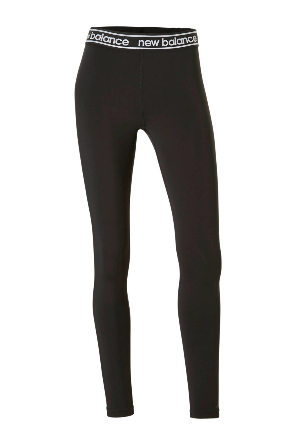 New Balance 7/8 sportlegging zwart, Zwart