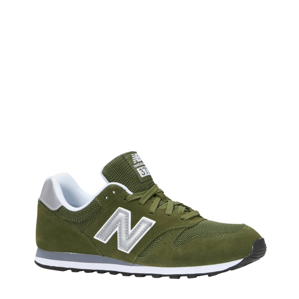 New Balance  373 sneakers, Donkergroen