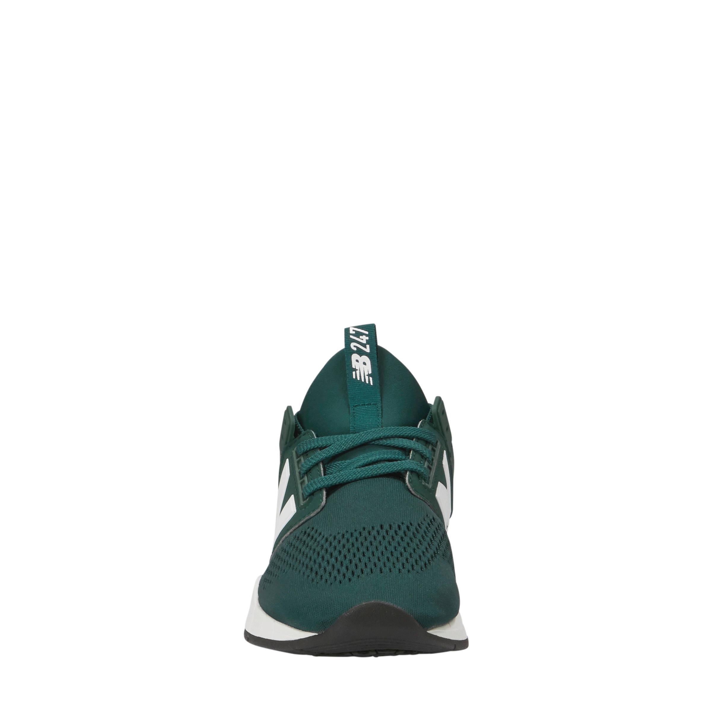 New Balance MS247 sneaker donkergroen   wehkamp