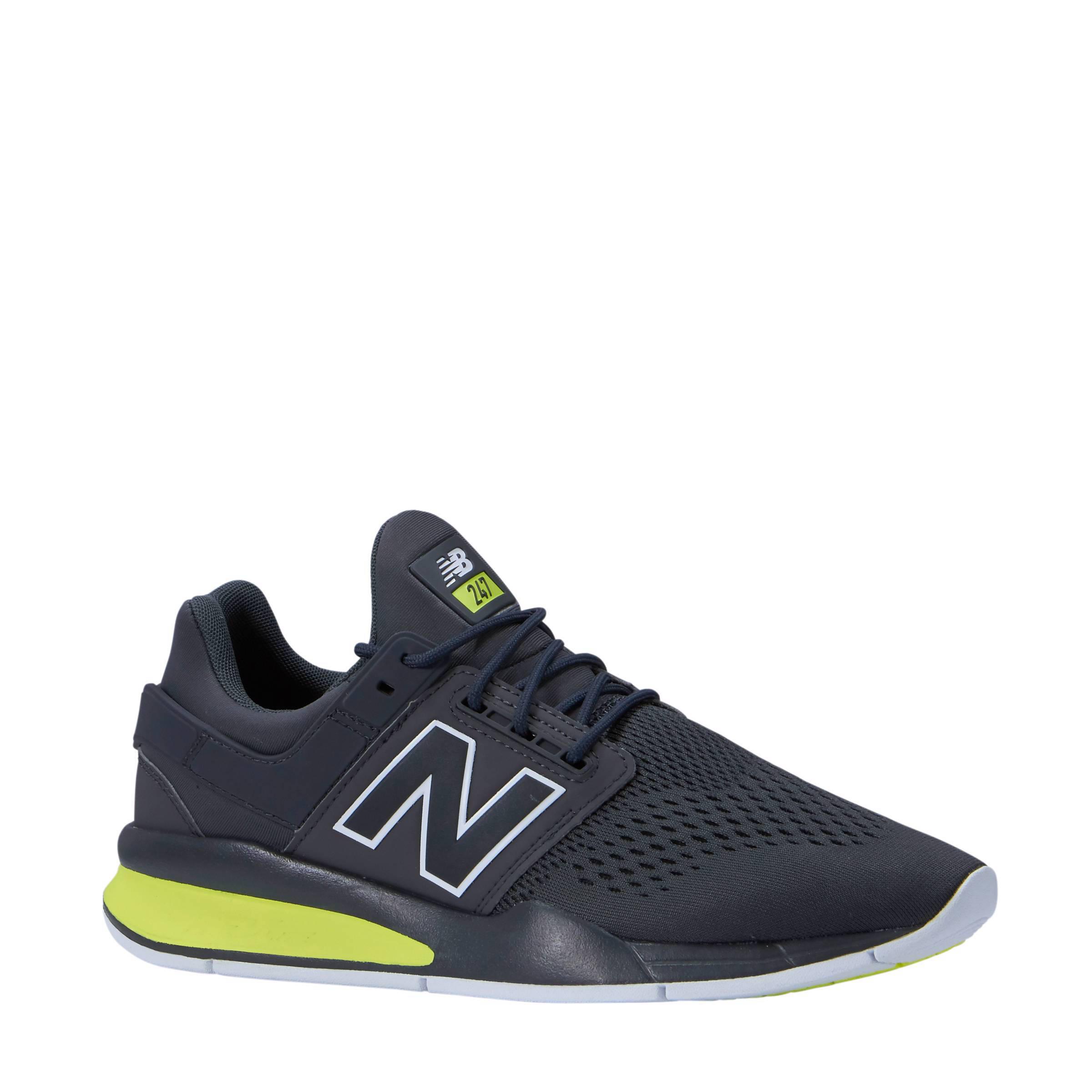 new balance 247 grijs