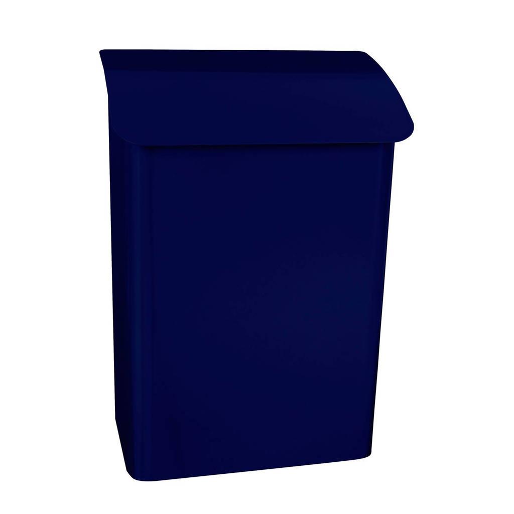 V-part Lugon brievenbus, Blauw