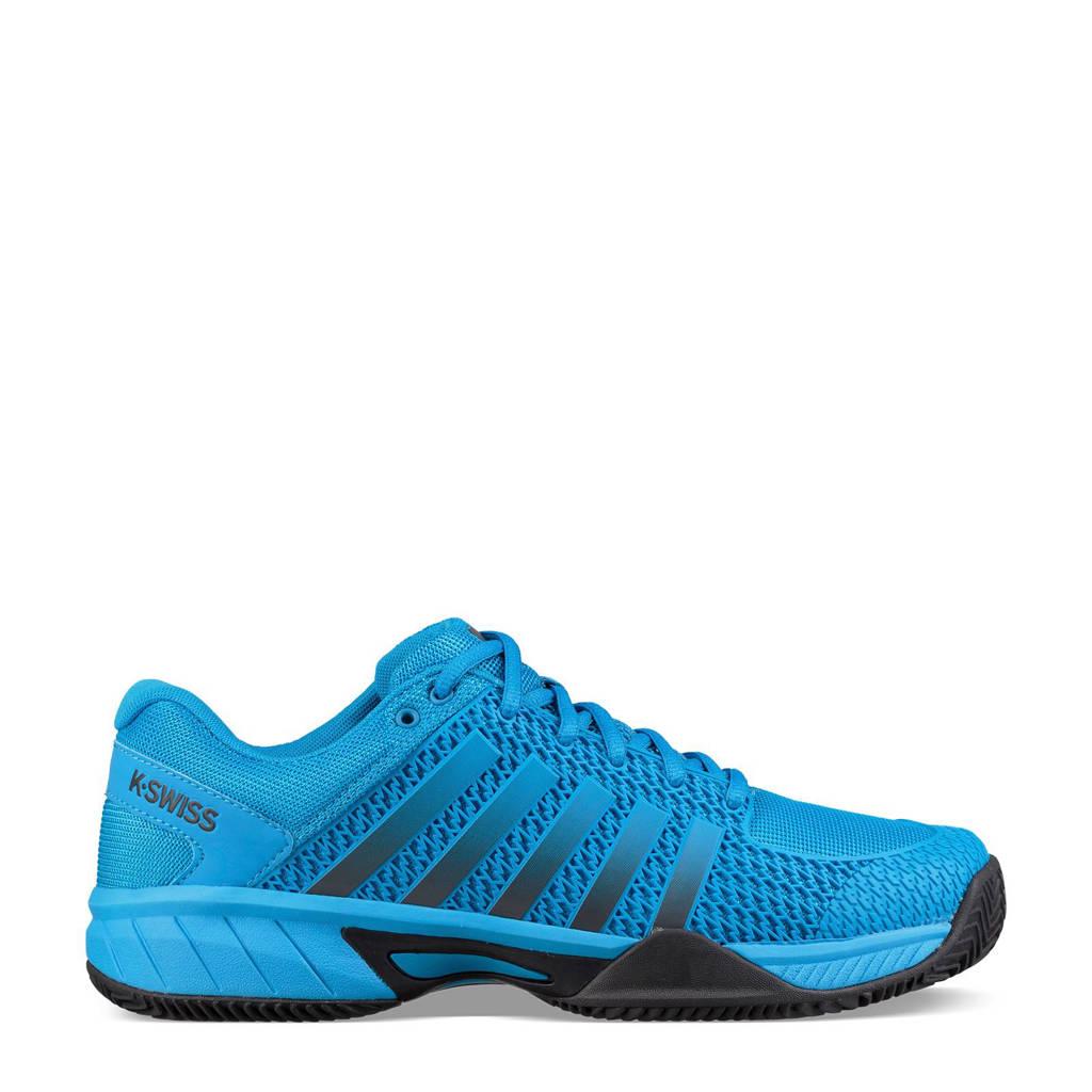 K-Swiss TFW Express Light HB tennisschoenen, blauw/ zwart