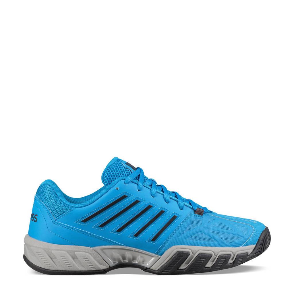 K-Swiss Bigshot Light 3 tennisschoenen, Blauw/ zwart/ grijs