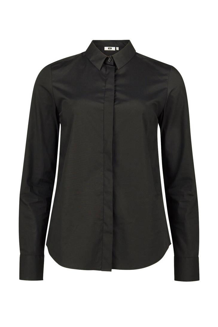 zwart Fashion WE fit slim blouse UPcqHO