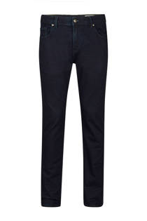 WE Fashion Blue Ridge regular fit jeans donkerblauw (heren)