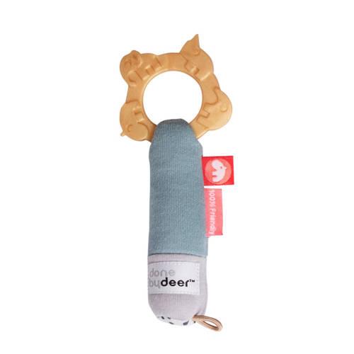 Done by Deer Deer Friends Tiny teething bijtspeeltje interactieve knuffel kopen