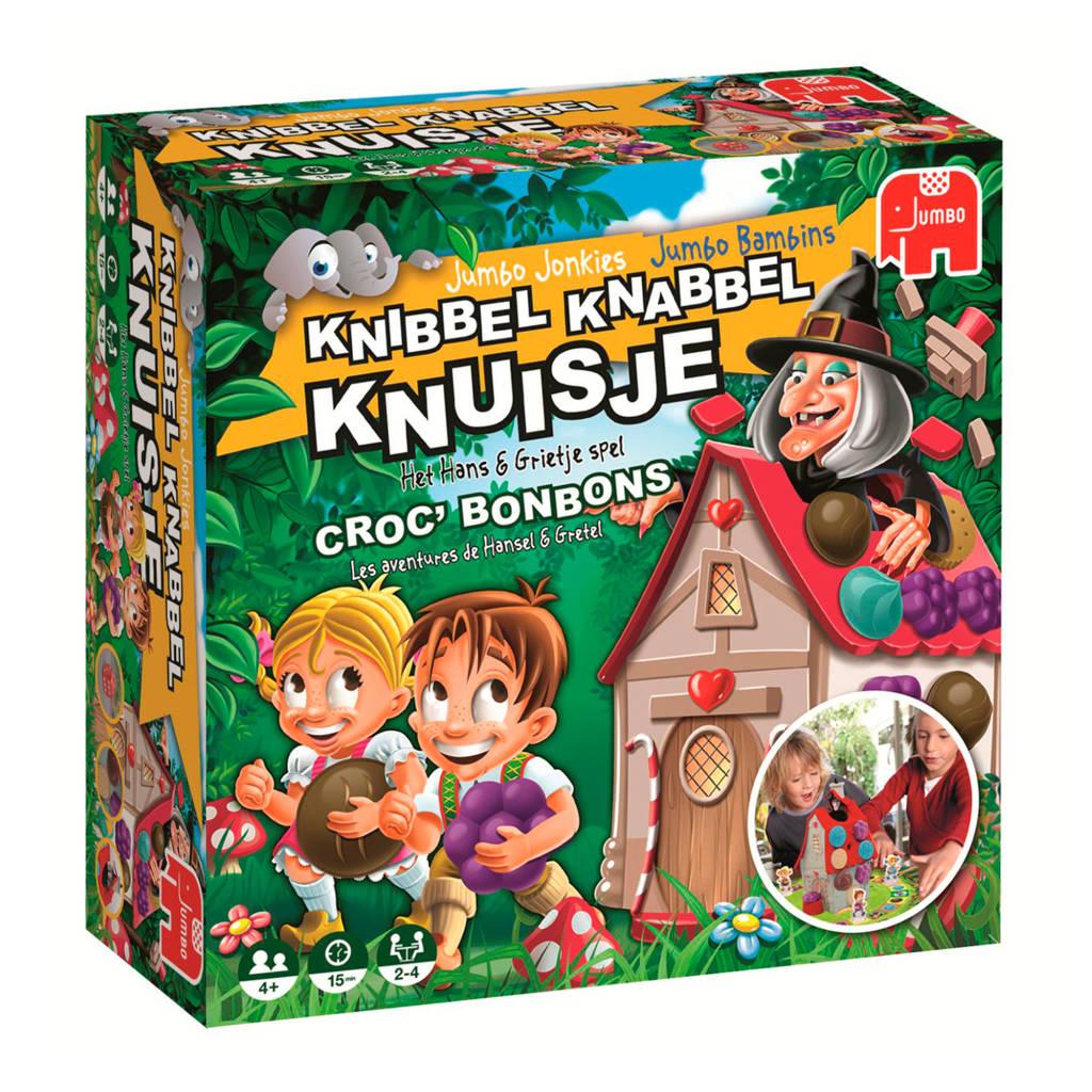 Jumbo Knibbel Knabbel Knuisje  kinderspel
