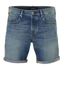 Scotch & Soda Ralston slim fit jeans short (heren)