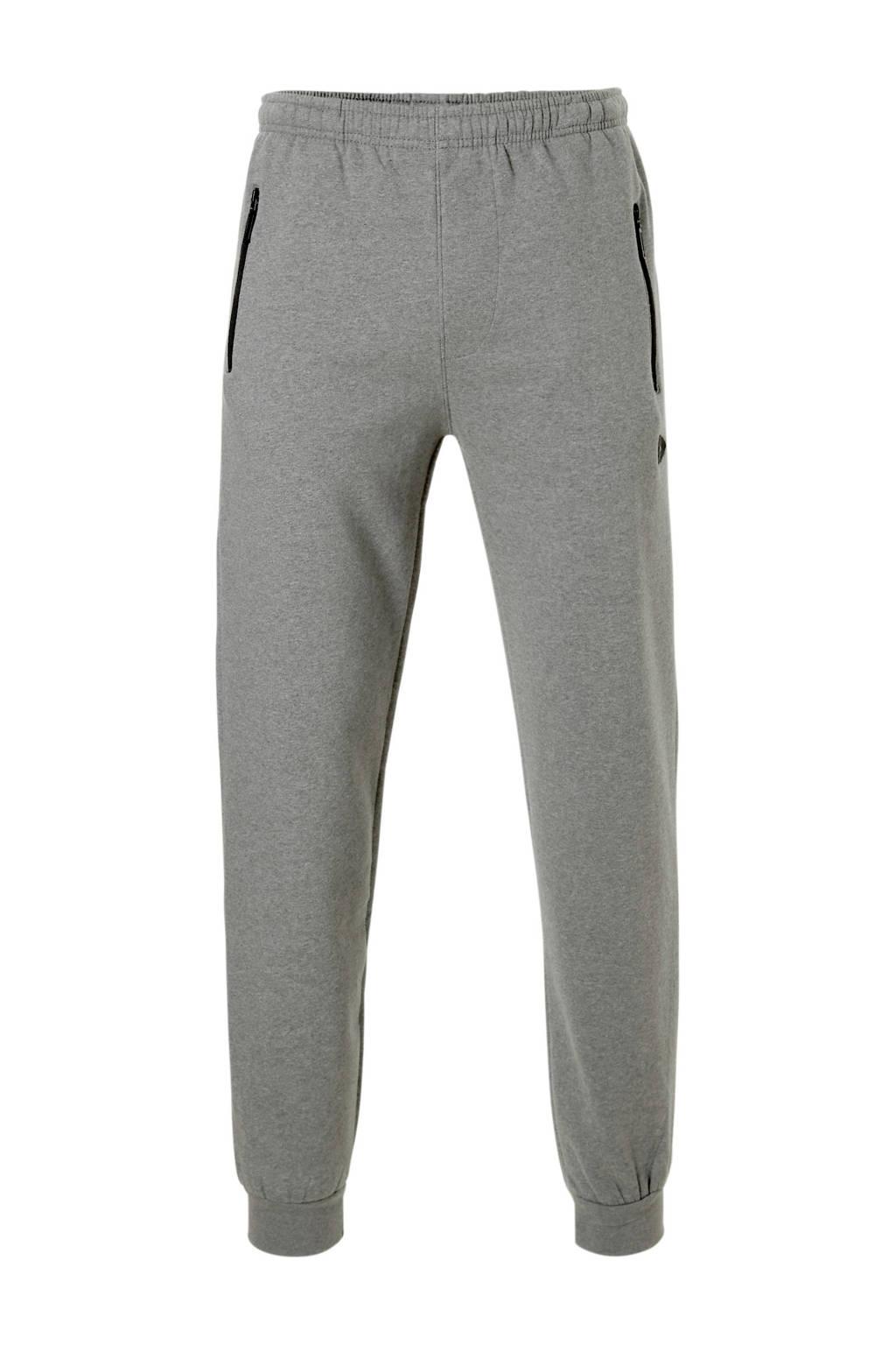 Donnay   joggingbroek grijs gemeleerd, Grijs gemeleerd