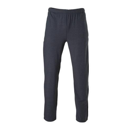 Donnay joggingbroek blauw gemeleerd kopen