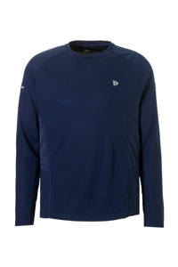 Donnay   sport T-shirt donkerblauw, Donkerblauw
