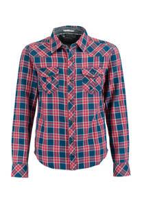 America Today Junior geruit overhemd Brad (jongens)
