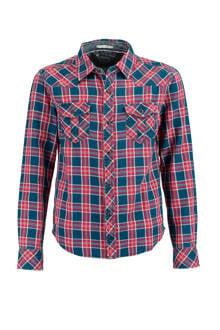 geruit overhemd Brad