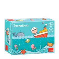 product afbeelding Goula  Domino Oscar en de zee