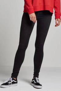 NOISY MAY skinny jeans NMLUCY black, Zwart