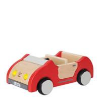 Hape houten familieauto