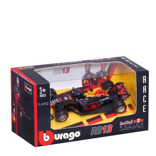 Burago Red Bull Max 1:43 RB13 kopen