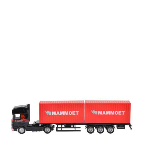 Van der Meulen Mammoet Scania vrachtwagen