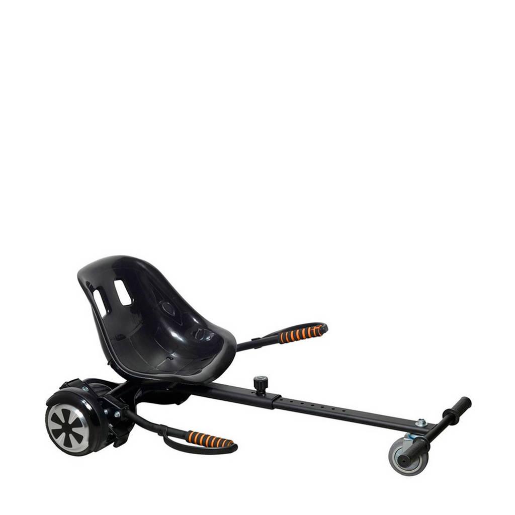 Denver Kar-1550 hoverkart voor hoverboards zwart, Zwart