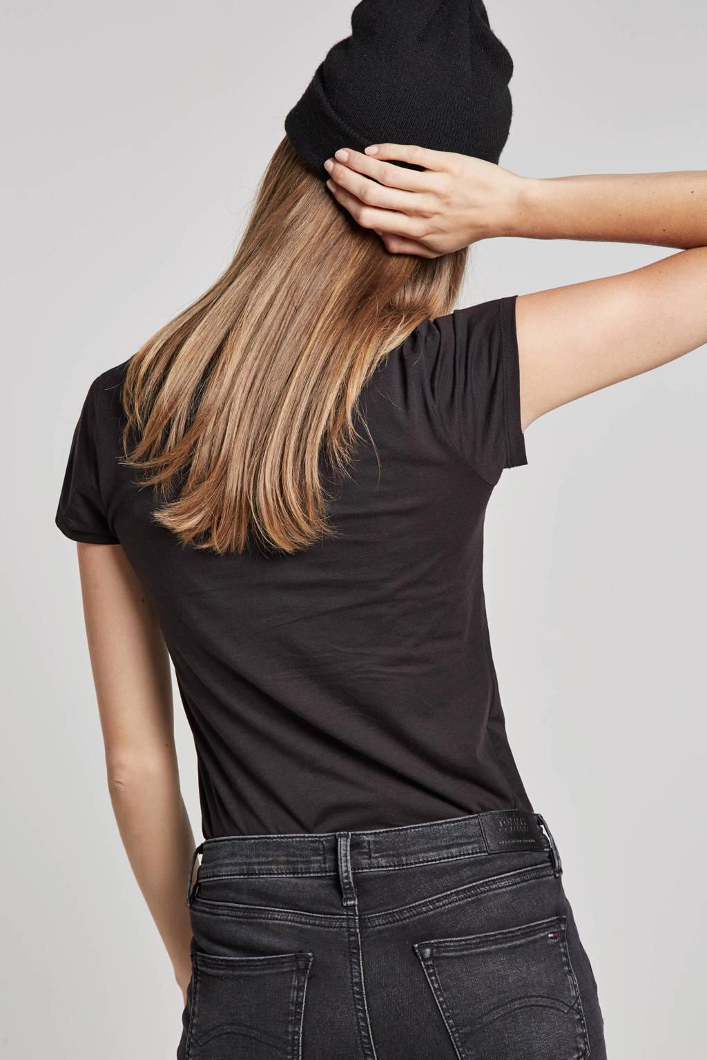 G-Star RAW Eyben T-shirt zwart, Zwart