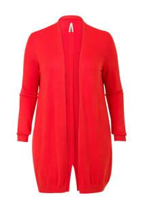 Miss Etam Plus vest rood (dames)